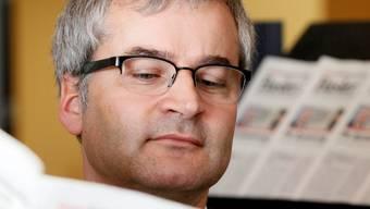 Hofft auf Einfluss im Verlegerverband: Markus Somm.Christian Beutler/Keystone
