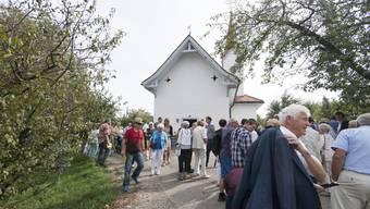 Einweihung der Kapelle Steinhof