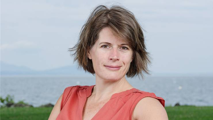 Renate Albrecher ist Gründerin und Präsidentin des Vereins Bankkultur. Die 43-Jährige ist in Österreich aufgewachsen und lebt mit ihren Kindern in St-Sulpice VD am Genfersee.