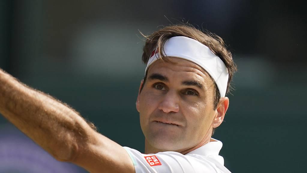 Roger Federer wird in der nächsten Woche erstmals seit fast fünf Jahren nicht mehr den Top Ten angehören