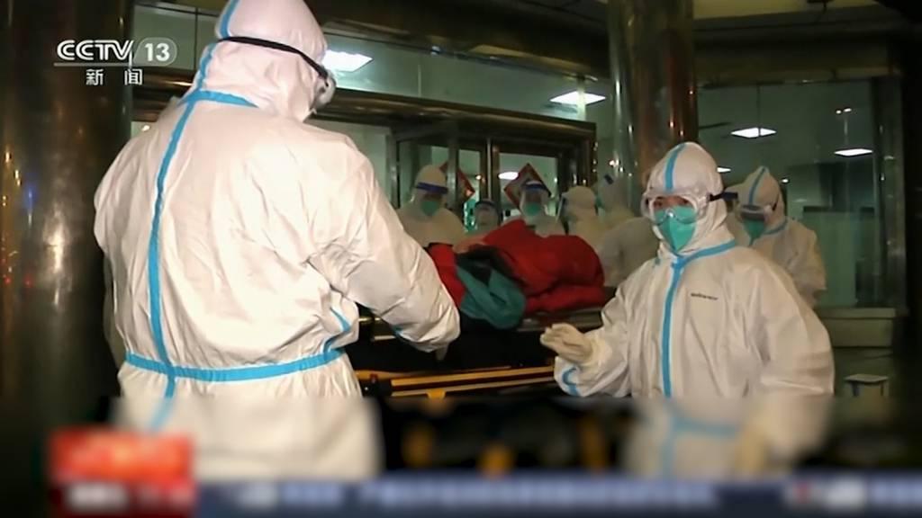 China: Zahl der Coronavirus-Opfer auf 26 Personen gestiegen