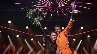 Flavia Landolfi machte Jesse Ritch zum Sieger von «Darf ich bitten?».