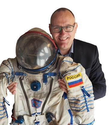 Guido Schwarz ist Gründer des Swiss Space Museum.