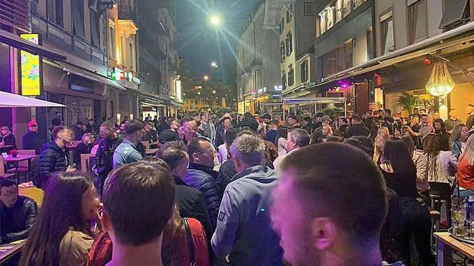 Basel macht Ernst: Bar wegen Verstoss gegen Covid-Verordnung geschlossen
