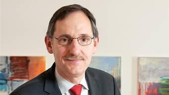 Regierungsrat Mario Fehr ist in seinem Amt angekommen.