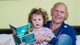 Mit seiner Tochter Simea will René Portmann richtig machen, was in seiner Kindheit falsch gelaufen ist.