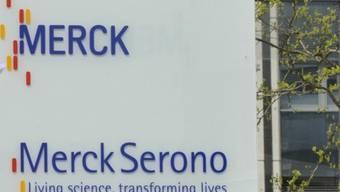Schneider-Ammann trifft Führung von Merck Serono (Archiv)