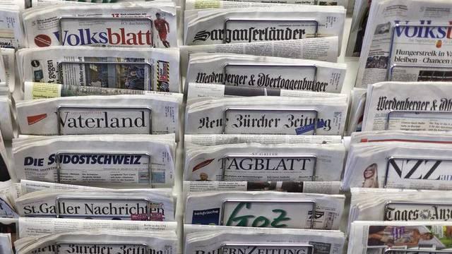 impressum betont die wichtige Rolle der dapd für die Pressevielfalt in der Schweiz (Symbolbild)