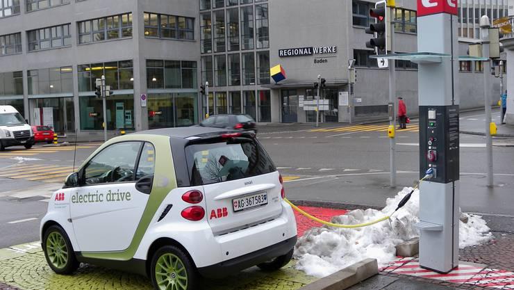 «Stromtankstellen» – wenns nach der SP ginge, bald auch ein gewohntes Bild in Solothurn.