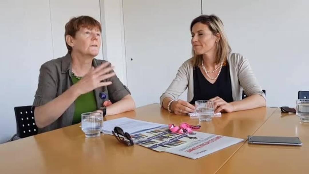 Braucht es den Solothurner Frauenstreik? Zwei Politikerinnen im Streitgespräch