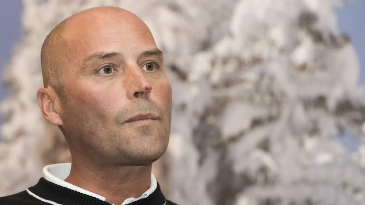 FIS-Renndirektor Markus Waldner.