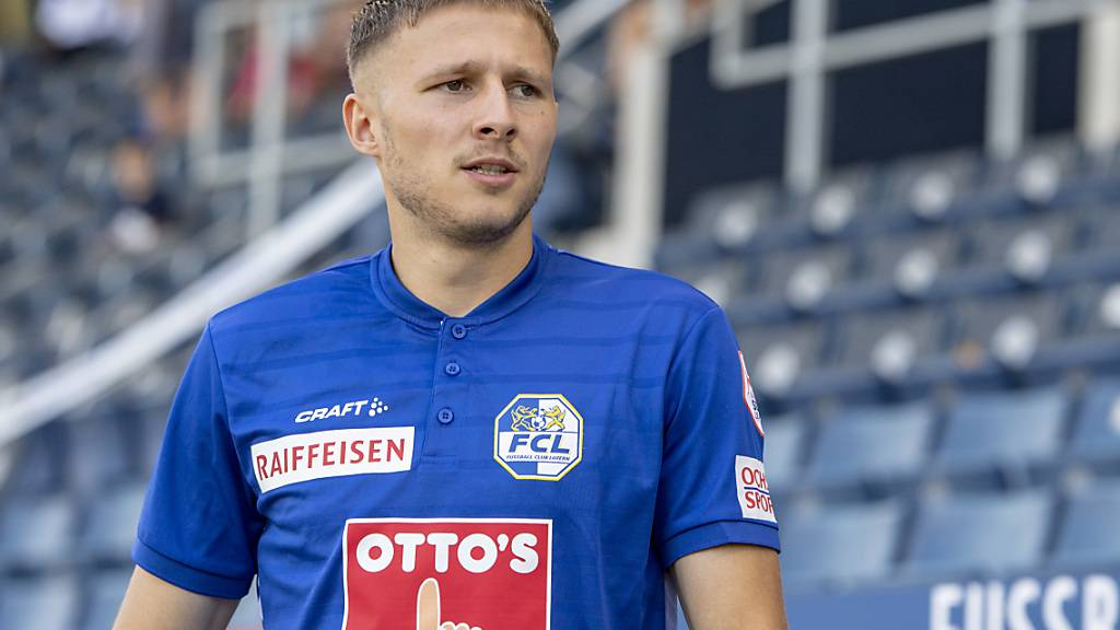 Idriz Voca wechselt vom FC Luzern in die Türkei