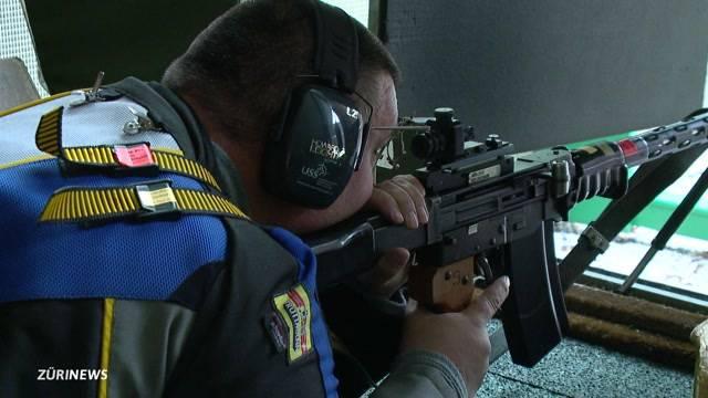 EU will Sturmgewehre für Private verbieten