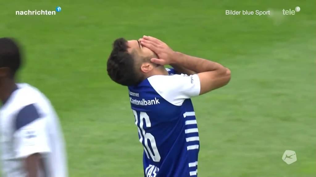 FC Luzern gegen FC Zürich
