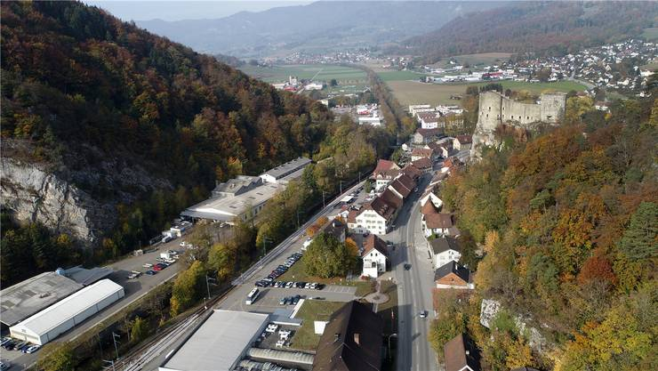 Die geplante Umfahrung in der Klus hat Auswirkungen auf alle Thaler Gemeinden. Aedermannsdorf bewilligte den Kredit zur Entlastung der Standortgemeinde Balsthal.