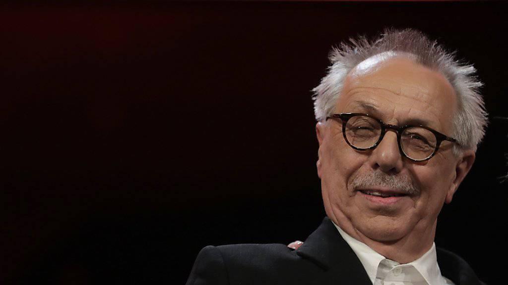 Grosse Ehre für den scheidenden Berlinale-Direktor Dieter Kosslick: Er bekommt die höchste französische Auszeichnung für eine Persönlichkeit der Kulturszene.