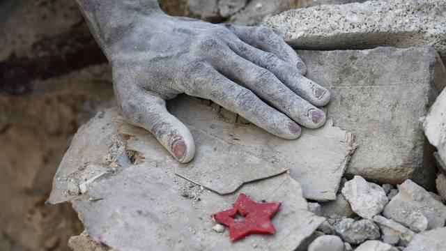 Erdbebenopfer in Haiti (Archiv)