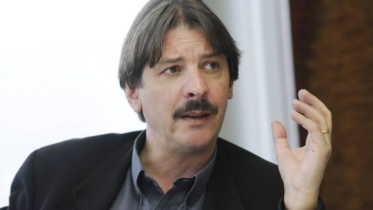 Paul Rechsteiner, Präsident des Schweizerischen Gewerkschaftsbunds
