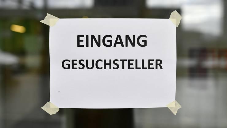 Das Bundesasylzentrum in Zürich. (Symbolbild)