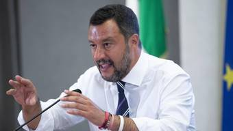 Rechtspopulist Matteo Salvini.