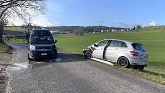 Verkehrsunfall Dürrenäsch (03.03.2020)