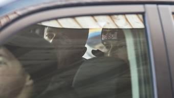 Verliess das Ziel in St. Moritz mit starken Schmerzen und im Auto: Lindsey Vonn