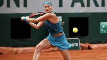 Petra Kvitova verlor nach 13 Siegen in Serie wieder einmal