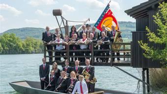 39 Kapellen sind dabei, wenn die Musikgesellschaft Wallbach dieses Jahr ihren 150. Geburtstag feiert.