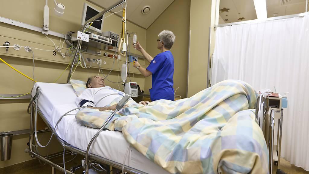 Kantone bleiben bei Gesundheitswesen-Finanzierung auf der Strecke