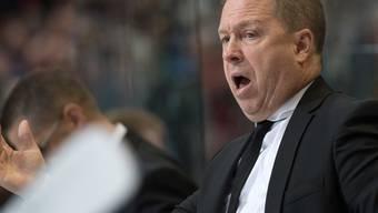 Greg Ireland, der künftige Nationalcoach Italiens, wurde vor ziemlich genau einem Jahr als Trainer des HC Lugano entlassen