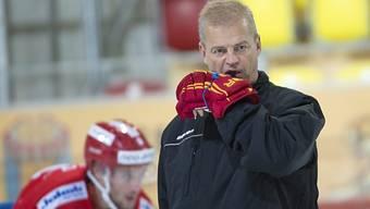 Bengt-Ake Gustafsson gab sein Debüt als Trainer bei den SCL Tigers.