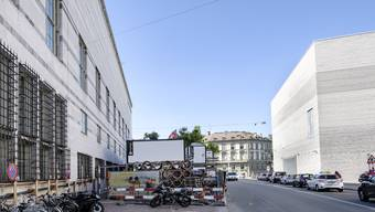 Die zwei Museumskörper sollen sich den neuen Plänen zuwenden und als Einheit erkannt werden.