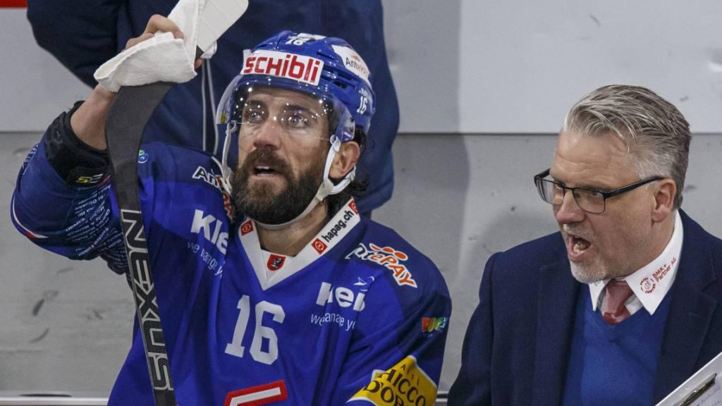Dominic Forget ist in der Swiss League ein aussergewöhnlicher Punktesammler