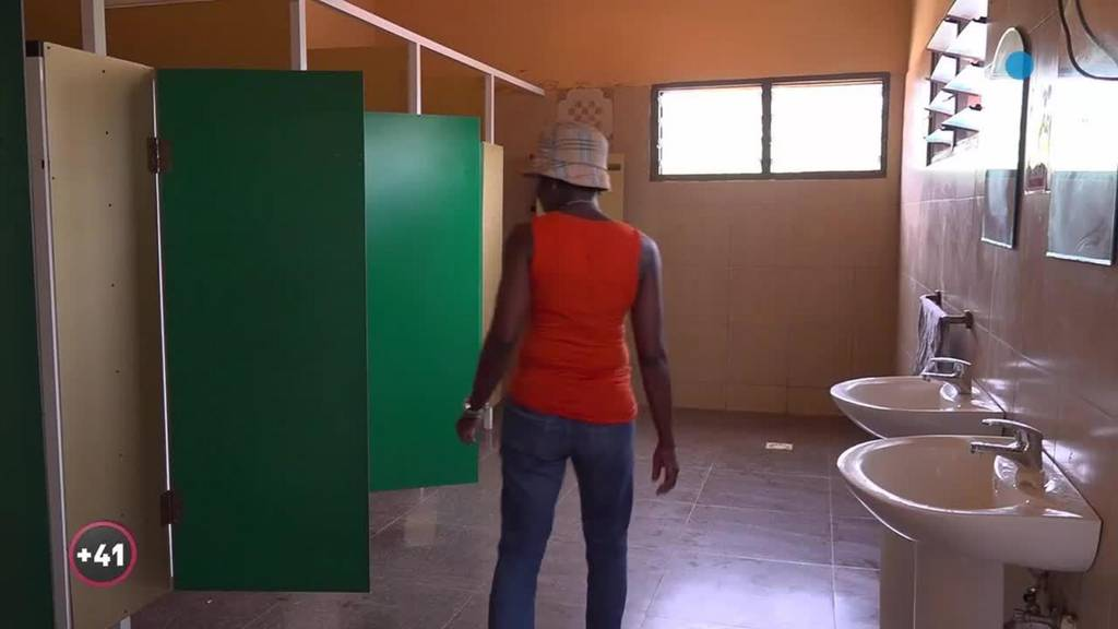 +41: Hygiene für ein besseres Leben in Ghana