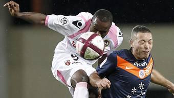 Zog mit Lorient den Kürzeren: Innocent Emeghara (Archivbild)