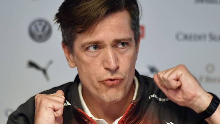 Nils Nielsen tritt das schwere Erbe von Martina Voss-Tecklenburg als Trainer der Schweizer Frauen-Nationalmannschaft an