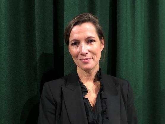 Jessica Anderen, CEO von Ikea Schweiz.