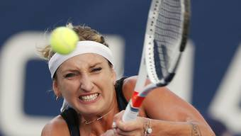 Timea Bacsinszky erlebte ein frustrierendes Match