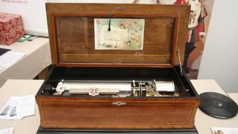 Das Musikautomatenmuseum in Seewen erhält vom Kanton 245'000 Franken.
