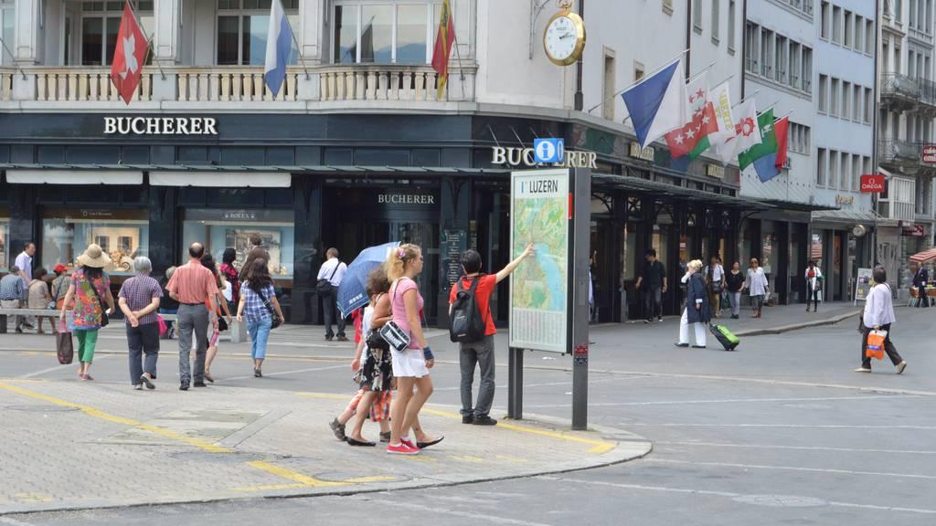 Coronavirus: Luzerner Geschäfte rechnen mit Umsatzeinbussen