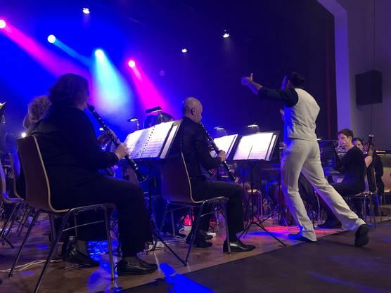 Das Konzert kam beim Publikum gut an.