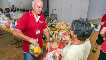Tischlein deck dich in Aktion: So geht der Kampf gegen Lebensmittelverschwendung voran.