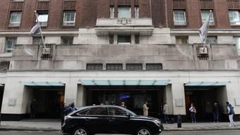 """Im Vier-Sterne-""""Cumberland Hotel"""" geschah die Attacke."""