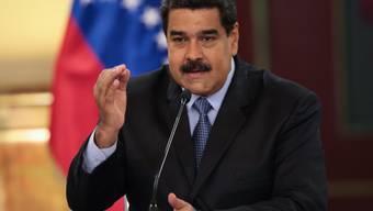 Aufruf zum Streik: In Venezuela kommt Präsident Nicolás Maduro immer weiter unter Druck.