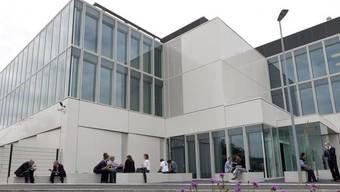 Das Rechenzentrum von IBM in Rüschlikon (Archiv)