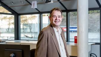 Luc Vuilleumier: 2004 den Bahnhofsschalter gerettet, 2016 von den SBB ausgebremst.