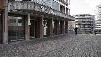 Schlieren 28.03 2017 - Stadthaus. Roland Schmid