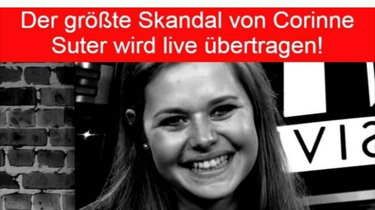 Corinne Suter wird Opfer von Spam-Posts auf Facebook