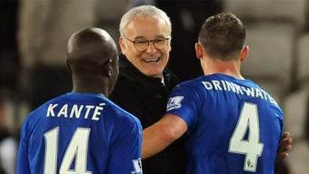 Beliebt und erfolgreich: Leicester-Trainer Claudio Ranieri.