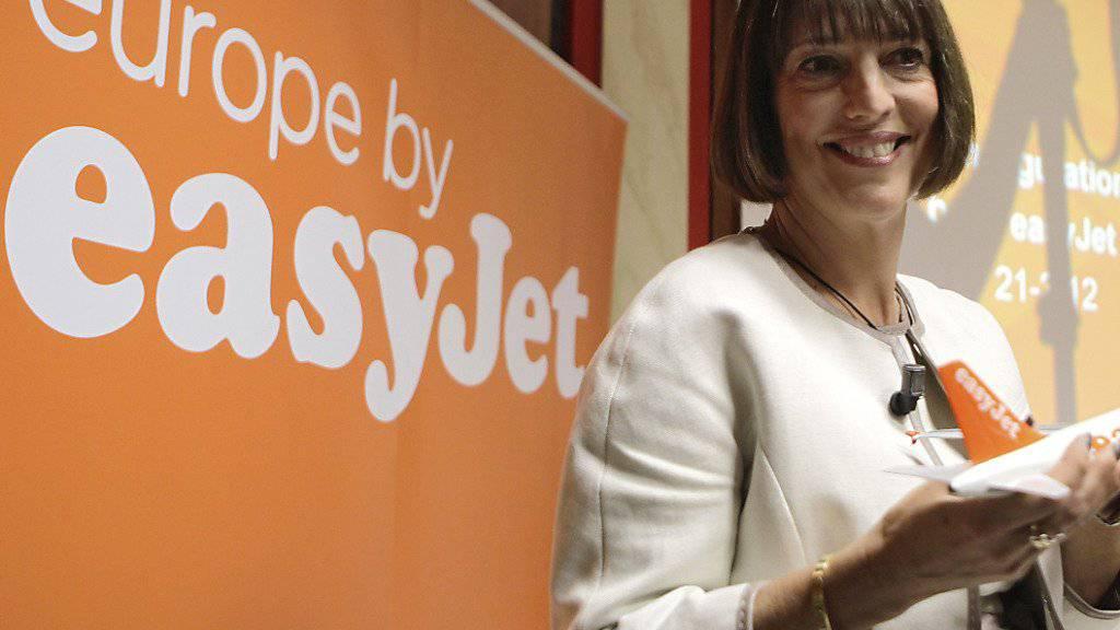 Easyjet-Chefin Carolyn McCall wechselt zur Fernsehsendergruppe ITV. (Archiv)